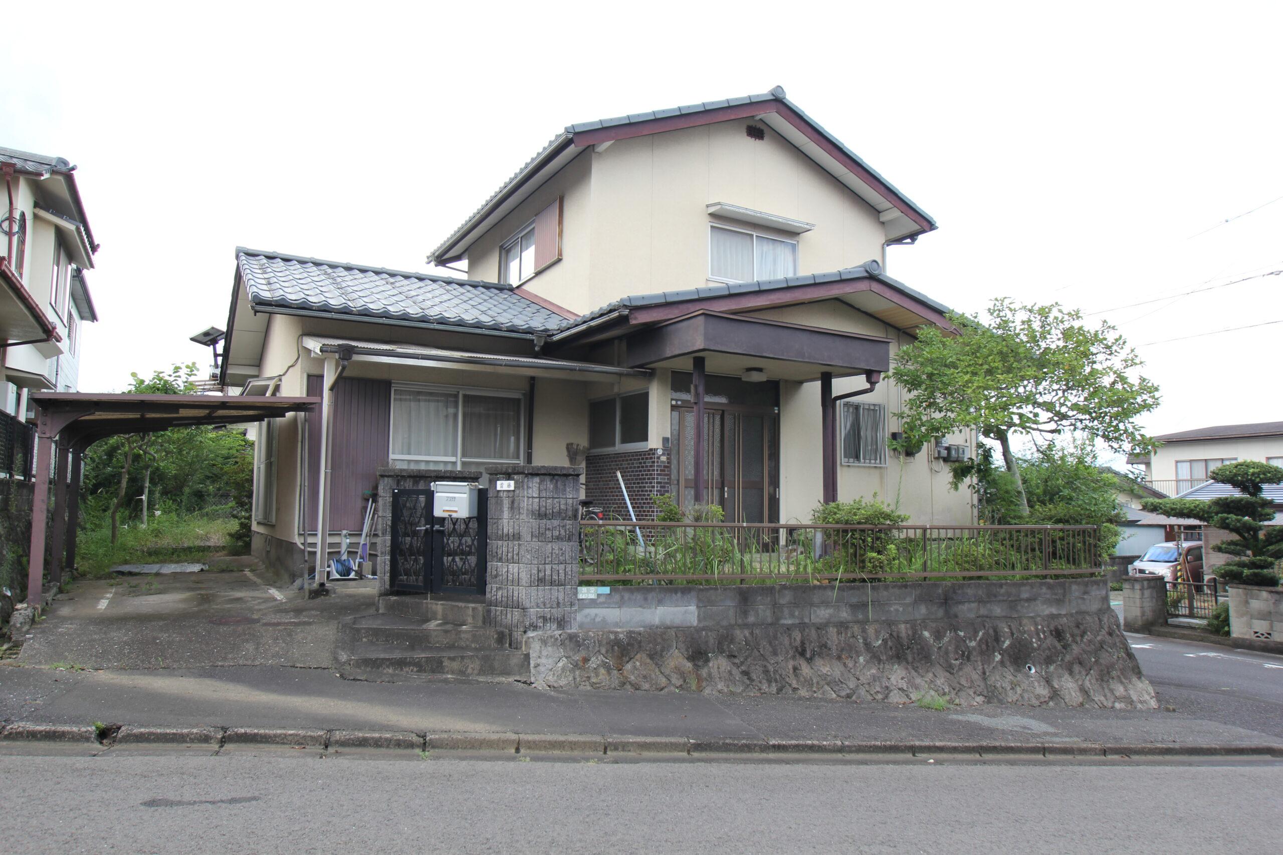 富士見が丘売土地